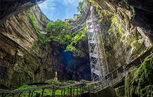 Ga ondergronds bij Le Gouffre de Padirac