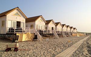 Unieke strandbeleving in Domburg