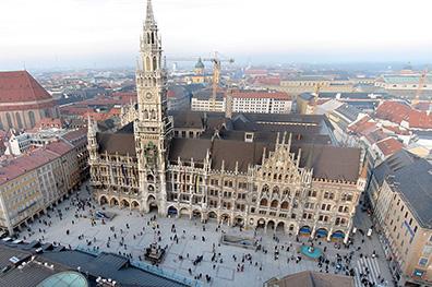 Altstadt: historisch en gemoedelijk