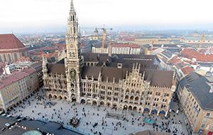 Compacte en historische stadshart