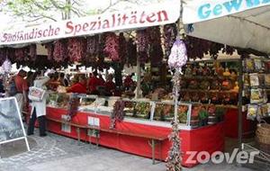 Traditioneel genieten op Viktualienmarkt