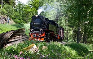 5.Met de trein door Nedersaksen