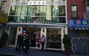 Het gezellige Hotel Mulberry
