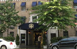 Vlakbij het park: Hotel The Excelsior