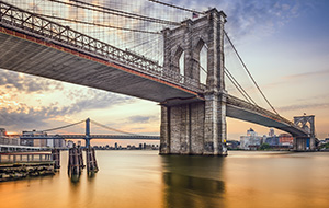 Brooklyn Bridge area
