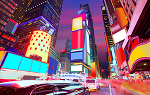Tijdloos Times Square