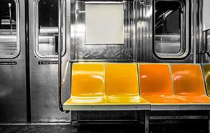 De Subway van New York