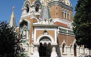 Russische Kathedraal Saint Nicolaas