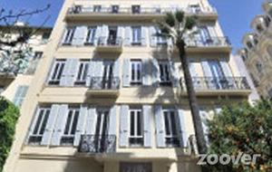 Tussen de palmbomen: La villa Nice Promenade
