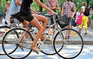 Pak de fiets