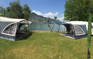 Camping Covelo in Lombardije