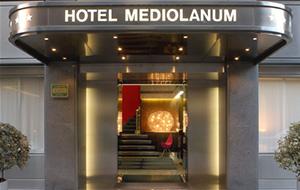Hotel Mediolanum in Milaan