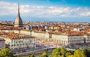 Barokke stad Turijn
