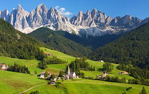 Zonnig Trentino
