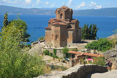 Zeker doen rond Ohrid