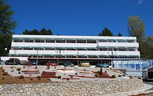 Verwenvakantie in Hotel Tino Sveti Stefan