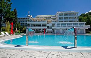 Aan het meer: Hotel Granit