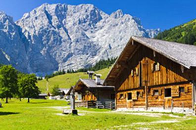 Actief in Oostenrijk