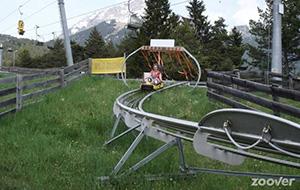 Alphine Coasters: Razendsnel naar beneden