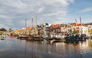 Pasen in Leiden