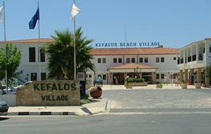 Aanbid de zon bij Appartement Kefalos Beach Village