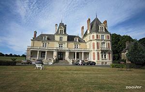 Sprookjesachtig Château Le Breil