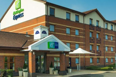 Hotel Express By Holiday Inn Pride Park