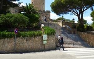 Bezoek de Castillo de Bellver