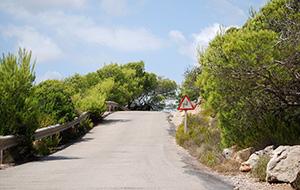Erop uit: autoroutes op Ibiza