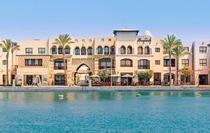 Sfeervol: Hotel SUNRISE Select Marina Resort
