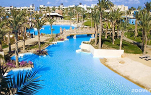 Ontspannen in Hotel Red Sea Port Ghalib Resort