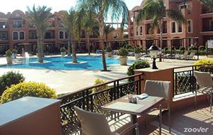 Mooie zwembaden: Hotel Jaz Dar El Madina Resort