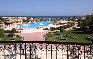 Met speeltuin: Hotel The Three Corners Fayrouz Plaza