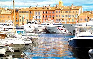 Ga jetsetten in Saint Tropez
