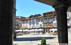 Guimaraes: gezellige stad met veel historie