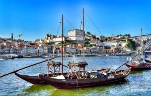 Porto: levendige stad aan de rivier én vlakbij de kust