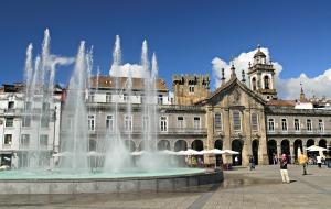 Braga: stad met een lange geschiedenis