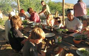 Camping Quinta Rural: om helemaal tot rust te komen