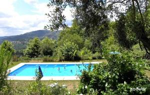 Camping Quinta Valbom: kamperen onder de sinaasappelbomen