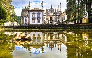 Casa de Mateus: oorsprong van de Mateus Rosé