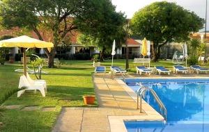 Aparthotel Clube Pinhal da Foz: lekker dicht bij de kust