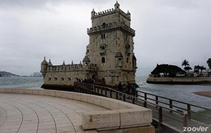 Torre de Belém - Eerbetoon aan de ontdekkingsreizen