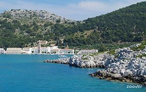 Het paradijselijke eilandje Symi