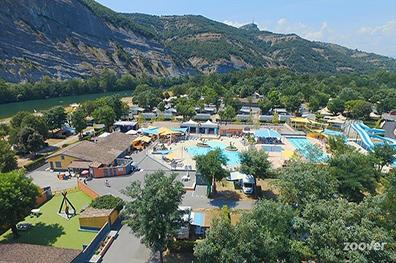 Zorgeloos kamperen in Rhône-Alpes
