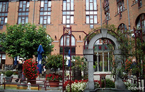Hotel in romantische sferen: Quartier Latin