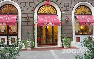 Dichtbij Termini: Hotel Demetra