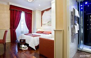 Centraal gelegen: Hotel Al Viminale Hill Inn