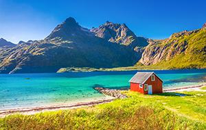 Ontdek Scandinavië