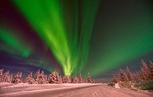Het magische Noorderlicht