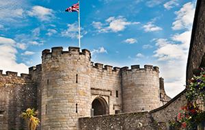 Het kasteel van Stirling